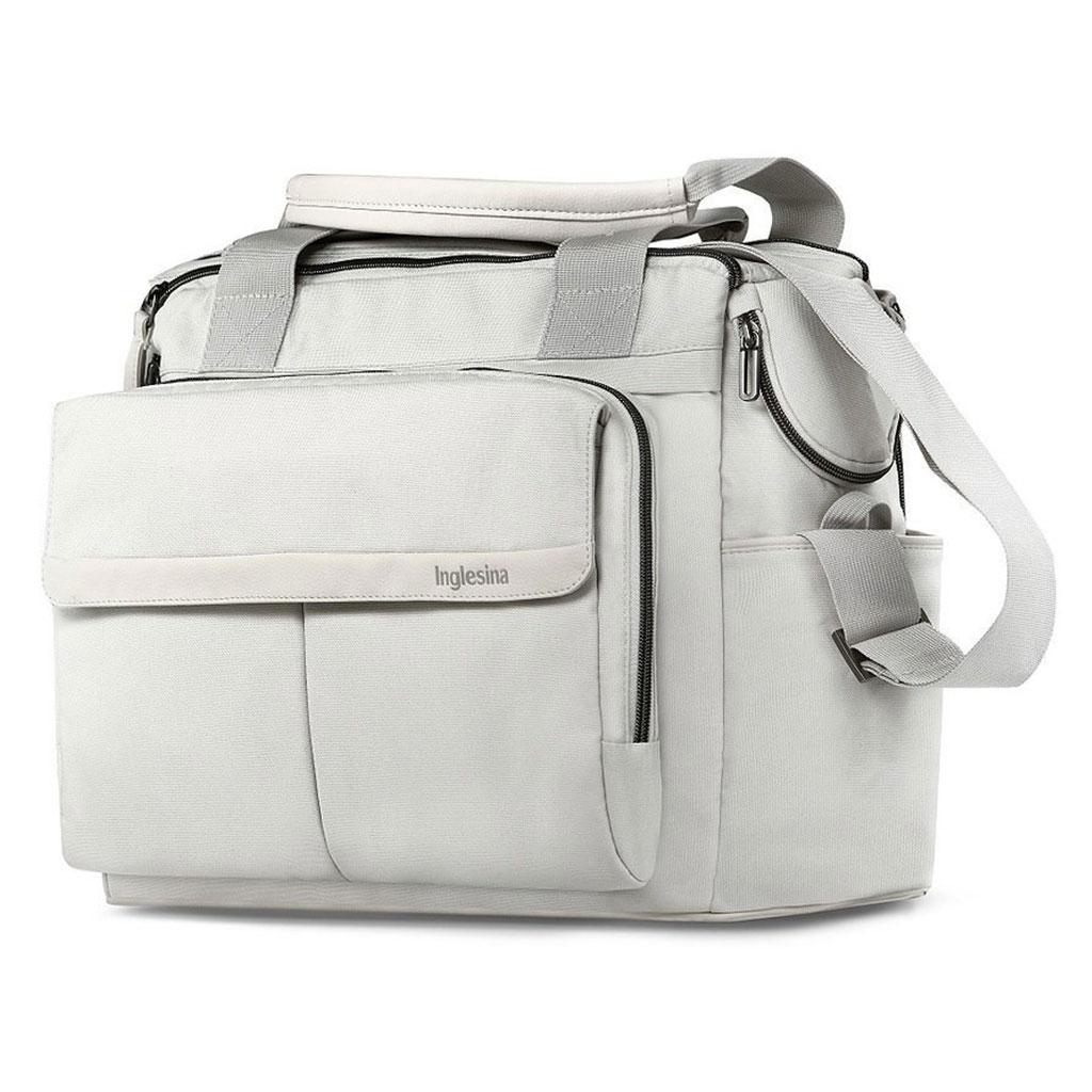 0068e9c48a87 Новинка Сумка Inglesina Aptica Dual Bag (Iceberg Grey) - фото |  Интернет-магазин автокресел