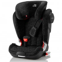 Автокресло BRITAX ROMER KIDFIX II XP SICT (Black Series) (Crystal Black)