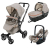 Универсальна коляска 3 в 1 Concord Neo Travel Set (Cool Beige)