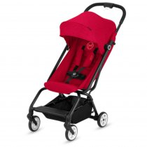 Прогулочная коляска Cybex Eezy S (Rebel Red-red)