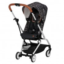 Прогулочная коляска Cybex Eezy S Twist Values For Life (Strength-dark grey)