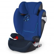 Автокресло Cybex Solution M-Fix (Royal Blue navy blue)
