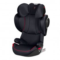 Автокресло Cybex Solution Z-fix Scuderia Ferrari (Victory Black black)