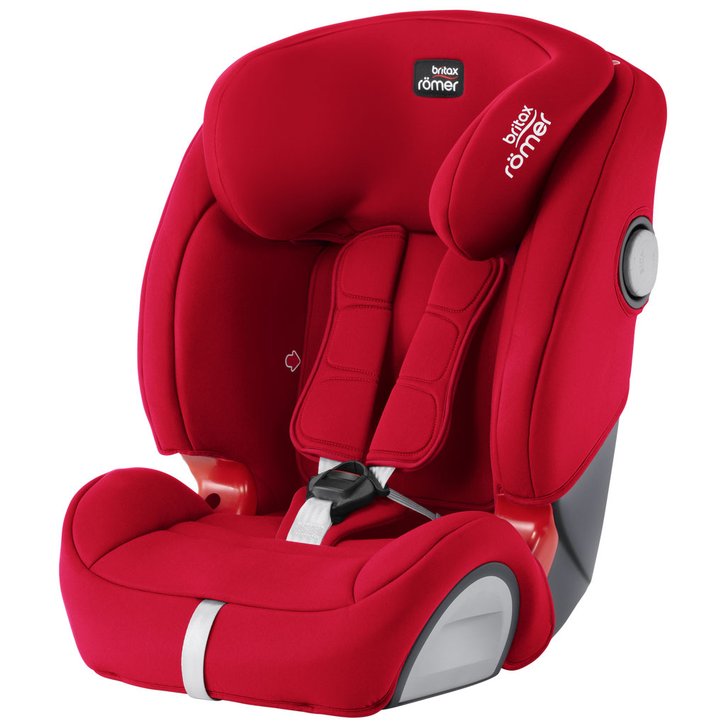 britax romer evolva 123 sl sict fire red. Black Bedroom Furniture Sets. Home Design Ideas