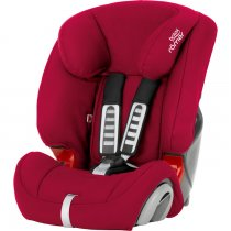 Автокресло BRITAX ROMER Evolva 1-2-3 (Flame Red)