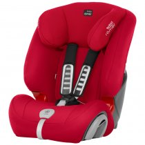 Автокресло BRITAX-ROMER EVOLVA 1-2-3 plus (Fire Red)