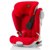 Автокресло BRITAX ROMER KIDFIX II XP SICT (Fire Red)