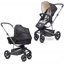 Коляска 2 в 1 Easy Walker Harvey (Coal Black)