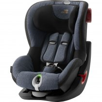 Автокресло BRITAX-ROMER KING II LS BLACK SERIES (Blue Marble)