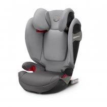Автокресло Cybex Solution S-fix (Manhattan Grey-mid grey PU2)