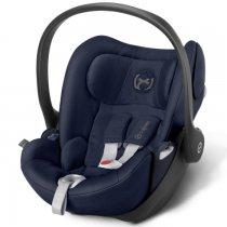 Автокресло CYBEX Cloud Q (Midnight Blue-navy blue)