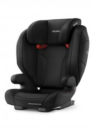 Автокрісло RECARO Monza Nova EVO SeatFix (Performance Black)
