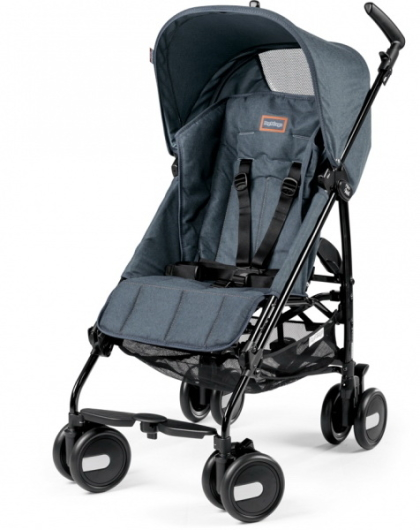 Прогулочная коляска PEG-PEREGO Pliko Mini Classico (Blue Denim)