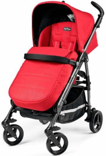 Прогулочная коляска PEG-PEREGO Si Completo (Mod Red)