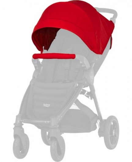 Козырек к коляске BRITAX B-AGILE/В-MOTION (Flame Red)