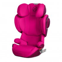 Автокресло Cybex Solution Z-fix (Passion Pink)