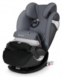 Автокресло Cybex Pallas M-fix (Graphite Black dark grey)