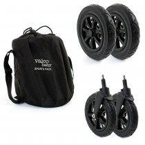 Комплект колес Valco Baby Sport Pack Snap 4 / Black