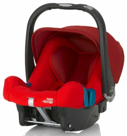Автокресло BRITAX ROMER BABY-SAFE PLUS SHR II (Flame Red)