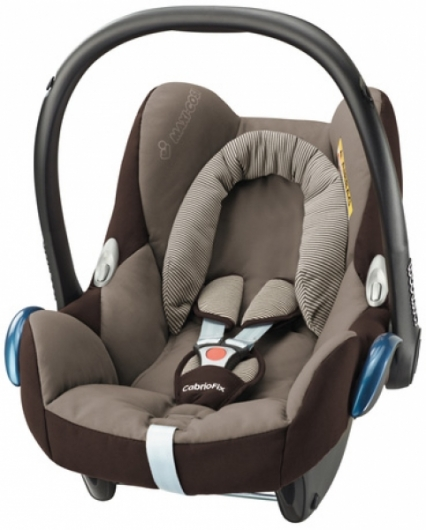 Автокресло MAXI-COSI CabrioFix (Earth Brown)
