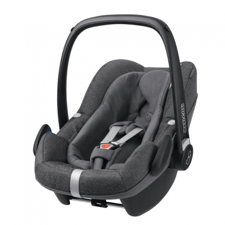 Автокресло MAXI-COSI Pebble Plus (Sparkling Grey)