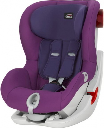 Автокресло BRITAX ROMER KING II (Mineral Purple)