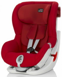 Автокрісло BRITAX ROMER KING II (Flame Red)