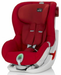 Автокресло BRITAX ROMER KING II ATS (Flame Red)