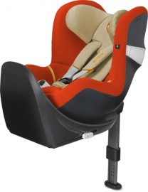 Автокресло CYBEX Sirona M і-Size (Autumn Gold-burnt red)