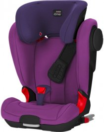 Автокресло BRITAX ROMER KIDFIX II XP SICT (Black Series) (Mineral Purple)