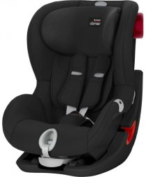 Автокресло BRITAX ROMER KING II LS (Black Series) (Cosmos Black)