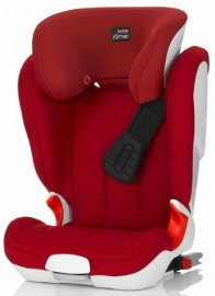 Автокресло BRITAX ROMER KIDFIX XP (Flame Red)