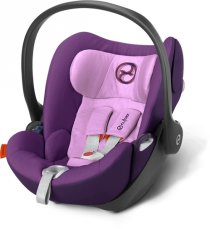 Автокресло CYBEX Cloud Q (Grape Juice-purple)