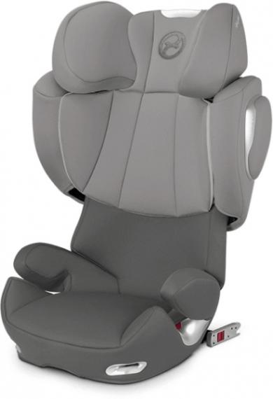 cybex solution q2 fix manhattan grey mid grey. Black Bedroom Furniture Sets. Home Design Ideas