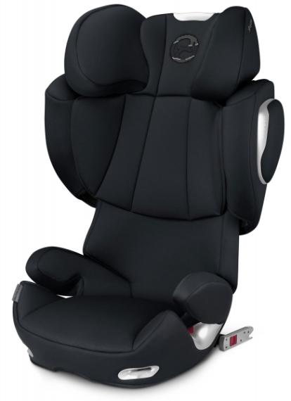 cybex solution q3 fix stardust black black. Black Bedroom Furniture Sets. Home Design Ideas