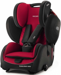 Автокресло RECARO Young Sport HERO 2017 (Racing Red)