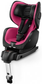 Автокресло RECARO Optiafix (Pink)