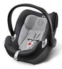 Автокресло CYBEX Aton Q (Storm Cloud -  dark grey)