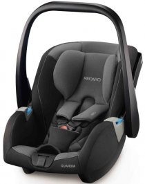 Автокресло RECARO Guardia (Carbon Black)
