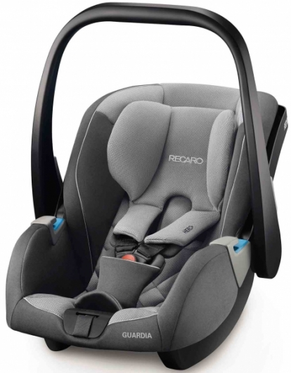 Автокресло RECARO Guardia (Aluminium Grey)